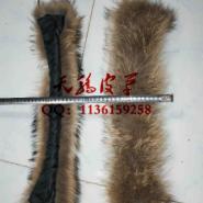 邢台皮草貉子毛领狐狸领子兔毛领图片