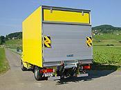 供應廂式貨車液壓尾板