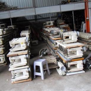 永清县哪里有卖服装加工设备缝纫机图片