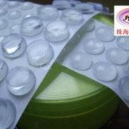 中山玻璃硅胶脚垫销售量质量高厂家图片