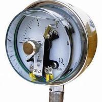 YXC磁助电接点压力表