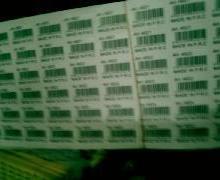 天河透明标签,PVC贴纸,UL认证标签,QC贴纸,天河静电膜标签