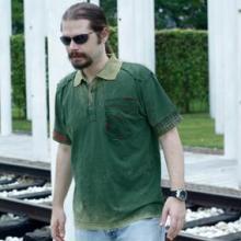 供应JEEP风格户外男装T贴牌生产JEEP风格户外男装T恤贴牌生产批发