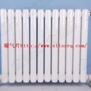 2012白色情人节家用多彩节能散热器图片