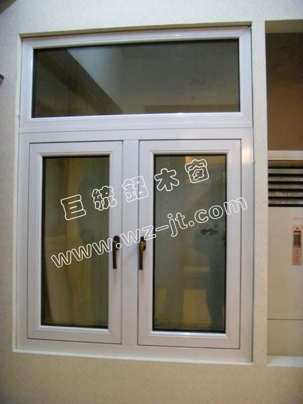 铝合金外开窗图片/铝合金外开窗样板图 (1)