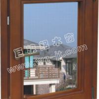 完美意式木包铝门窗