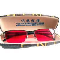 框架色盲矫正眼镜树脂镜片