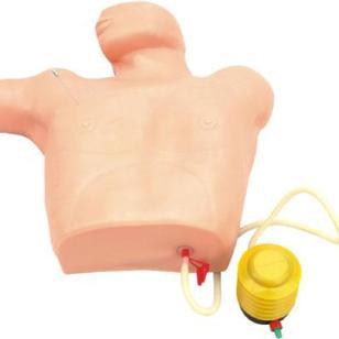 气胸处理模型医学模型急救模拟人图片