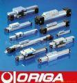 ORIGA无杆气缸在吹膜机上的高速应用-飞刀装置