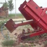 供应挖沟机厂家图片
