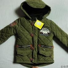 凯狄棉衣外套批发  2011新款童棉衣 日韩冬装外套 虎门童装