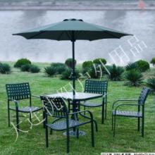 供应大连休闲户外家具户外桌椅图片