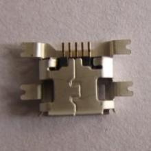 供应MIRCO/USB沉板式母座/V8/V9MICRO/5P沉板母座批发