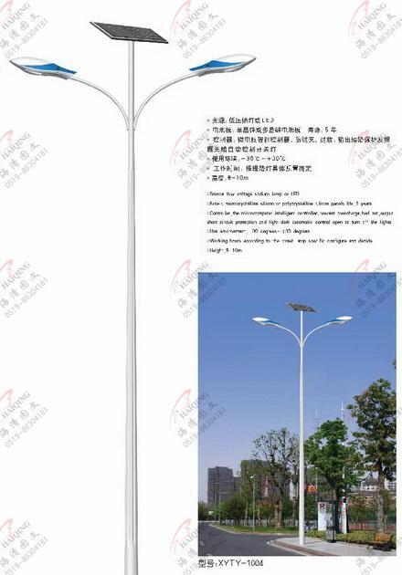 供应高效电子节能路灯/无极灯路灯