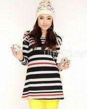供应进口法国羊绒面料韩版长款上衣批发低至18元批发