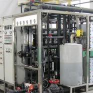 长沙水处理设备工业反渗透纯水设备图片
