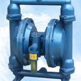 供应QBY不锈钢气动隔膜泵 气动隔膜泵厂家 隔膜泵价格