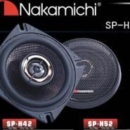 日本中道音响5寸两路汽车同轴喇叭图片