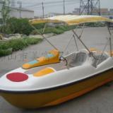 豪华休闲船电动船玻璃钢电动船电动船观光电动船