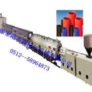 PE管材生产线图片