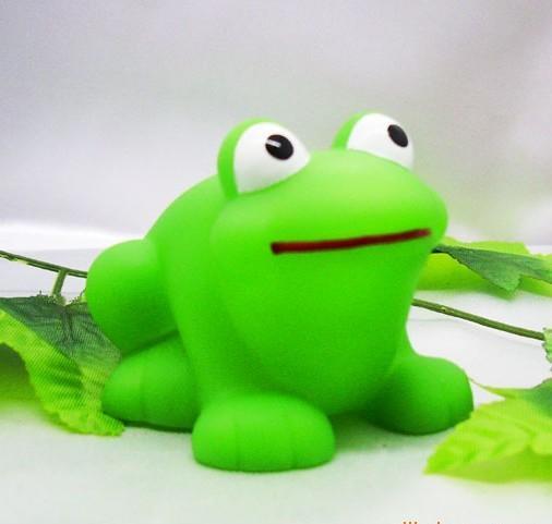 搪胶青蛙沐浴玩具图片|搪胶青蛙沐浴玩具样板图|搪