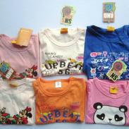 童装T恤图片