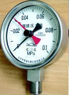 供应氧气压力表YO-100氧压表禁油压力批发