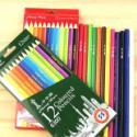 12色中华牌彩色铅笔绘图笔80g图片