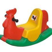 乐高玩具LG604公鸡摇马图片