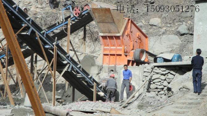 山西石子生产线砂石设备石料破碎机销售