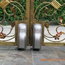 供应无锡庭院铜大门阿尔卡诺遥控开门机  阿尔卡诺电动开门器