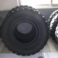 森光工程实心轮胎1100-20图片