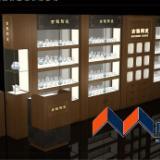 供应南京商场瓷器展示柜设计与制作