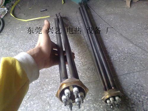【广东低价供应】_模温机发热管_法兰2寸头电热管_六角螺头电热管_