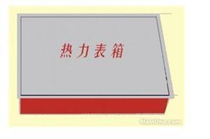 热力表箱图片
