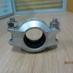 供应S35-DN32拷貝林 不锈钢拷貝林卡箍 哈夫卡箍