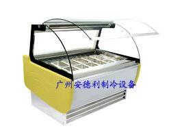供應小型冰淇淋展示櫃