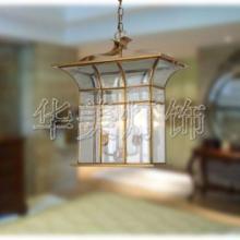 星级酒店灯饰 欧式古典吊灯 欧式庭院灯