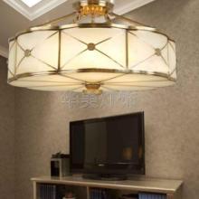 欧式灯具灯饰代理 欧式全铜灯具供应商家 酒店大厅灯饰工程图片