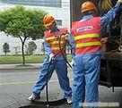 无锡崇安区广瑞路管道清洗清掏污泥图片