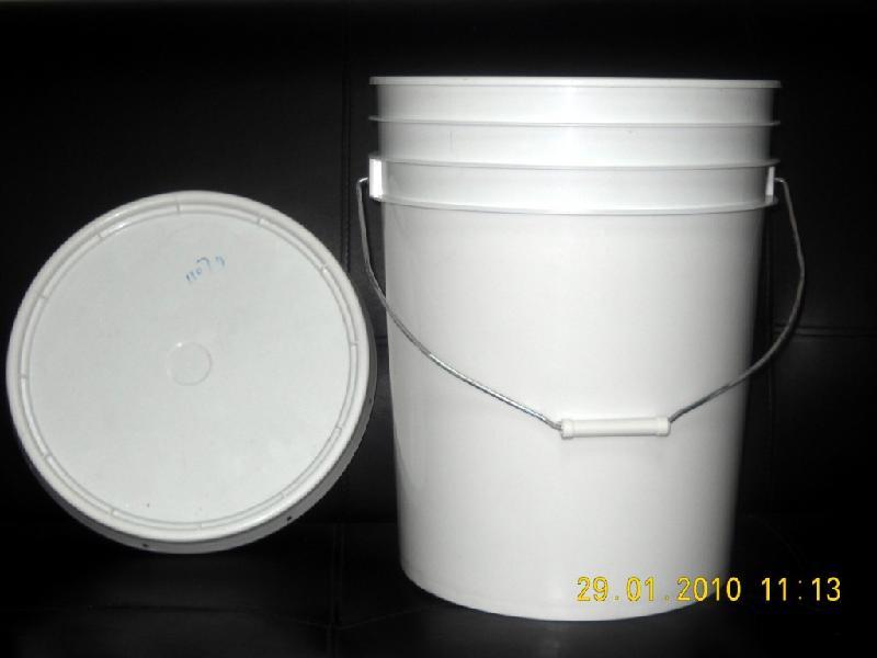 供应厂价直销20L美式白色塑料桶