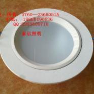 4寸压铸筒灯外壳配件图片