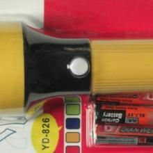 供应手电筒 塑料手电筒 批发零售 厂家直销 质量保证