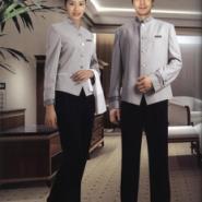 酒店工作服定制客房保洁服定做图片