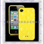 IPHONE4G手机套滴胶工艺图片