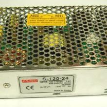供应120W12V10A 安防、照明、工业用电源LED开关电源
