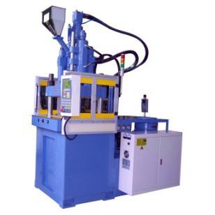 硅胶产品立式注塑机图片