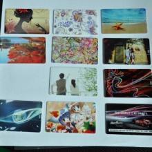 供应卡片U盘彩印图案加工