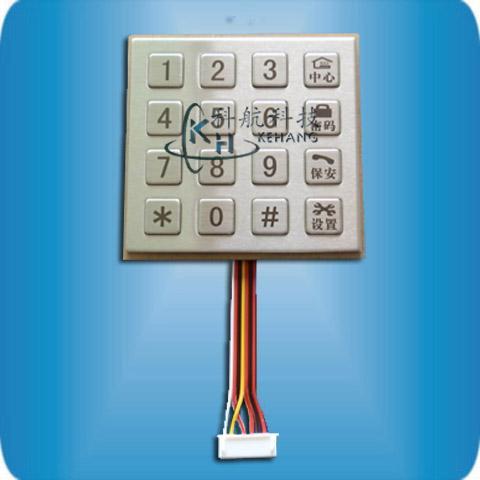 楼宇对主机按键图片/楼宇对主机按键样板图 (1)
