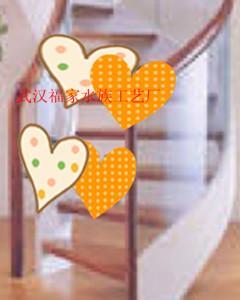 旋转楼梯热弯玻璃定做图片